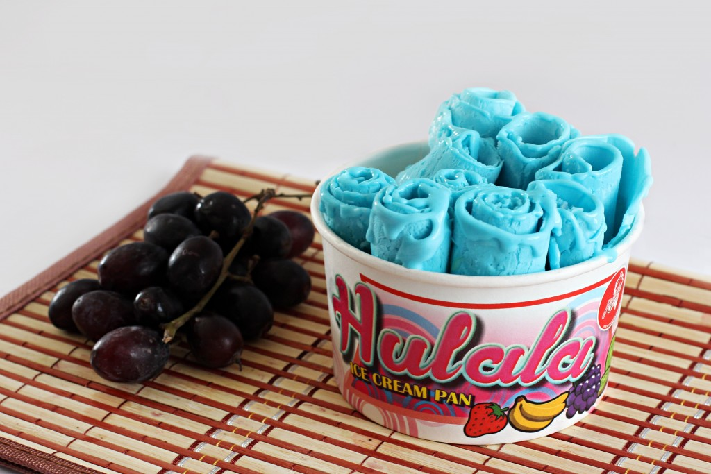 Hulala Ice Cream Pan Blueberry Flavour