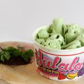 Hulala Ice Cream Pan Green Tea Flavour