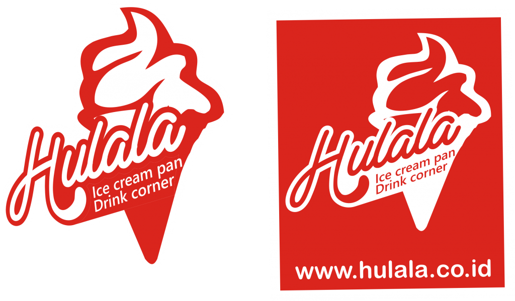 This is Logo of Huala Ice Cream Pan