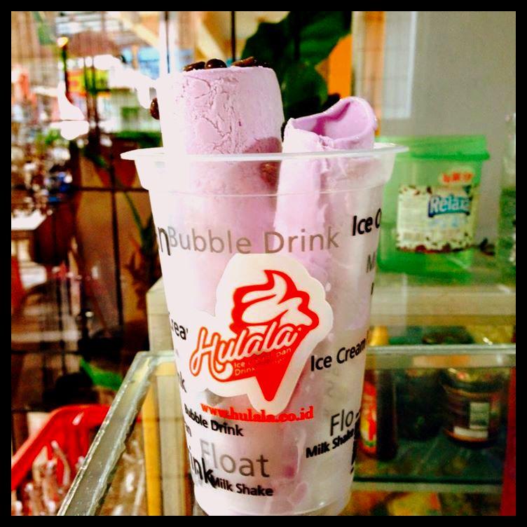 mitra hulala ice cream pan riau