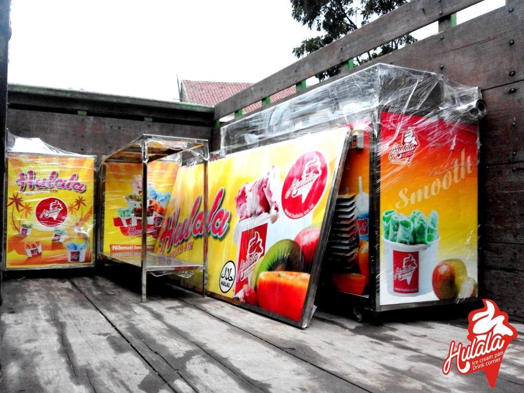 Hulala Ice Cream Pan - 4