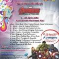 The Avenger Holiday_Malioboro Mall