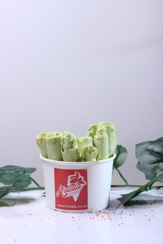 hulala green tea