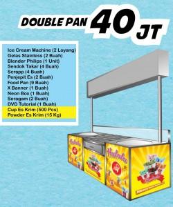 Hulala Double Pan