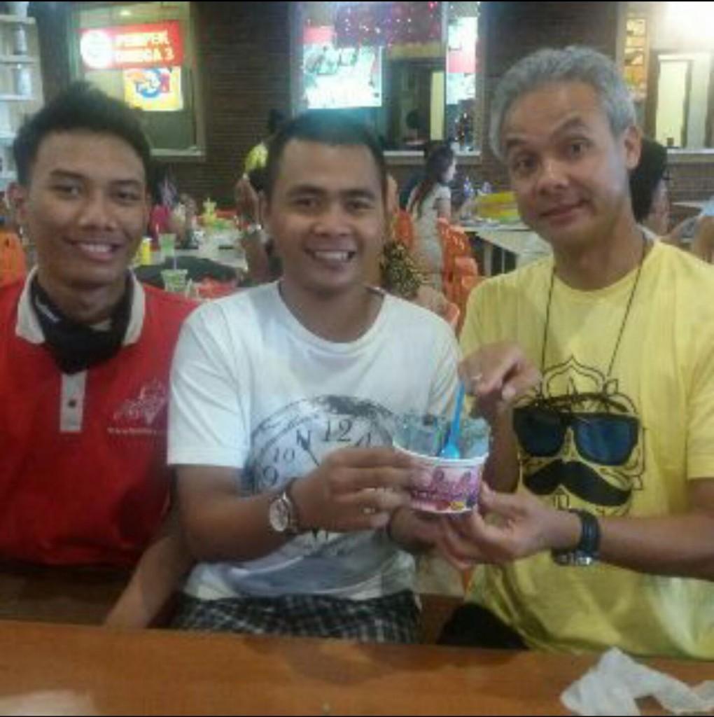 Pak Gubernur Kepincut Hulala Ice Cream Pan