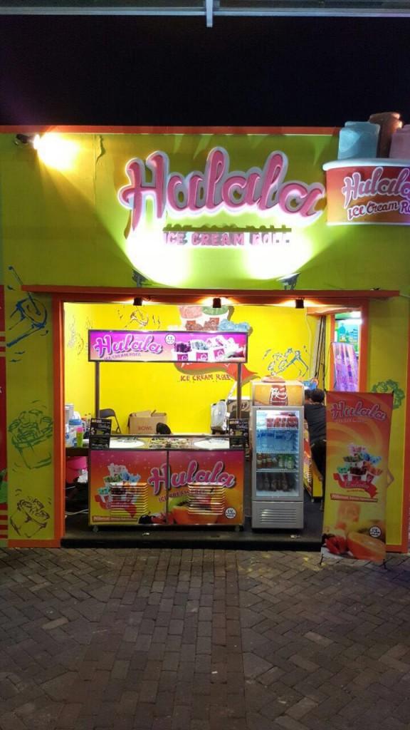 Hulala Jakarta fair 2016