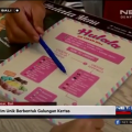 Hulala Ice Cream Roll di Net TV Bali