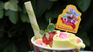 Hulala Ice Cream Rolls